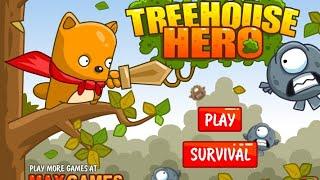 Treehouse Hero Full Gameplay Walkthrough