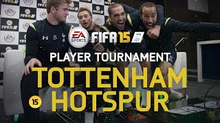 FIFA 15 - Tottenham Hotspur Player Tournament - Eriksen, Townsend, Bentaleb, Dier