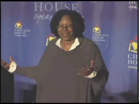 Whoopi Goldberg's Remarks: 2011 Speaker Series Luncheon