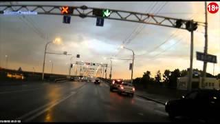 Car crash № 3 Август Подборка Аварии И ДТП 2015