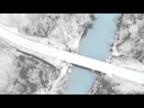 Mazon River Morris Illinois dji Phantom