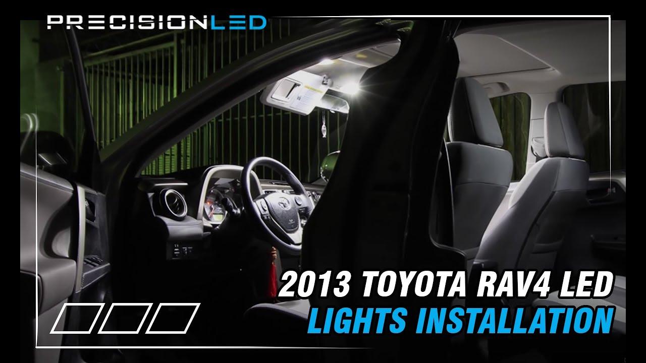 Toyota Rav4 Led Install 2013 Xa40 4th Gendiy Youtube Wiring Harness Trunk