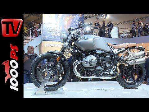 BMW R nineT Scrambler | Motor, Leistung, Design