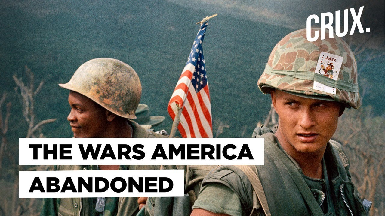 Download Vietnam To Afghanistan: The Wars That America Abandoned