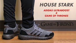 Adidas Ultra Boost x Game of Thrones House Stark Review and On Feet