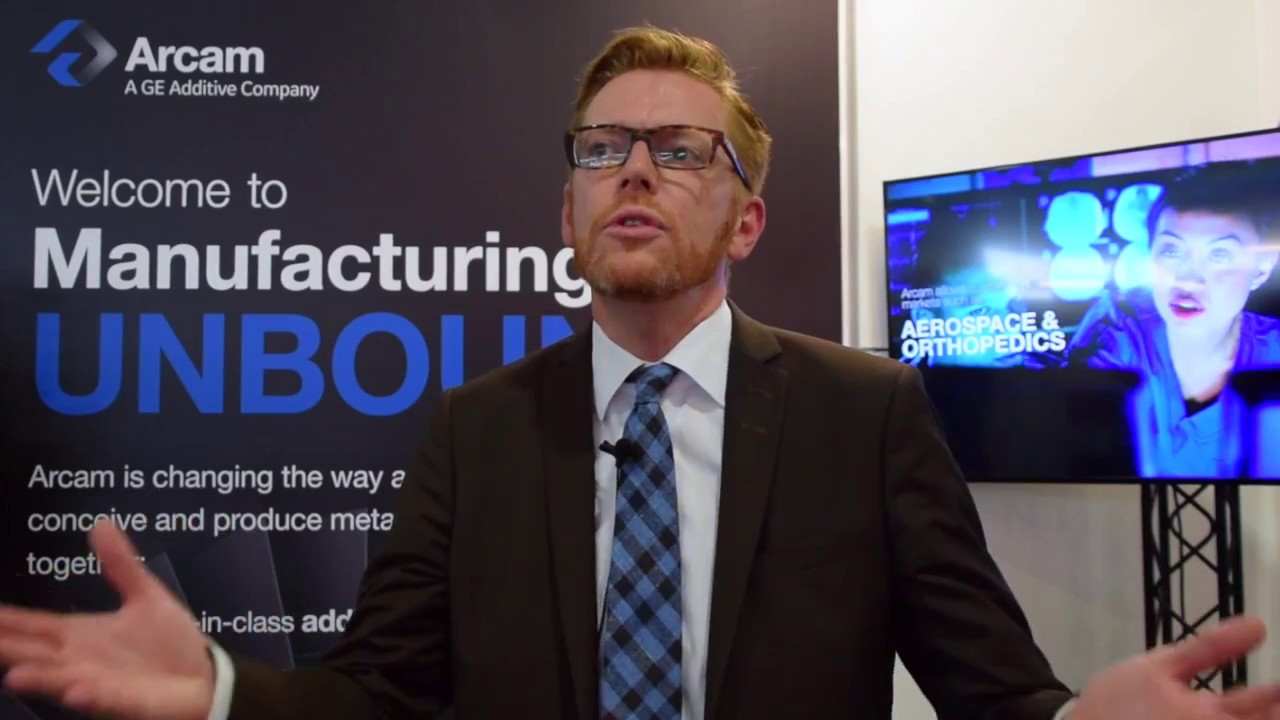 Avio Aero and Arcam for additive manufacturing