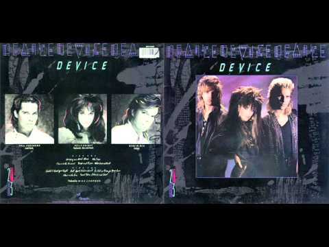 Device -Sand, Stone, Cobwebs And Dust (1986)