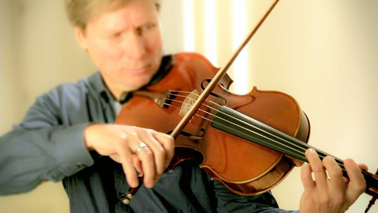 Die Bratsche - ein Streichinstrument