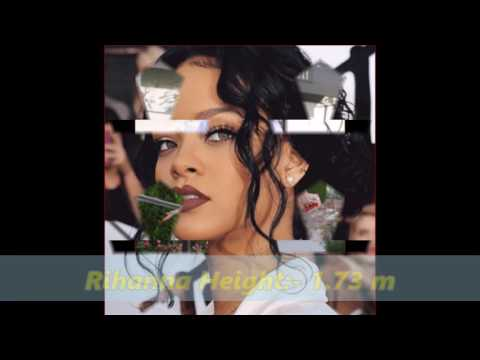 Rihanna Height, Rihanna Age &  Rihanna Net Worth