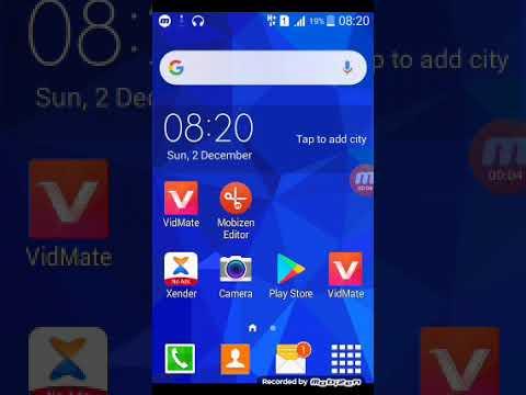 vidmate HD video downloader app kaise download kare Opera Mini