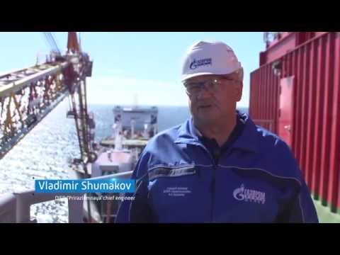 "Oil drilling platform ""Prirazlomnaya"": industrial and environmental safety"