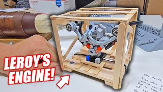 Download Freedom Fan Mail EP.1 - LEGO Leroy Engine, NOS Baby, Holley Toys Mp3 and Videos