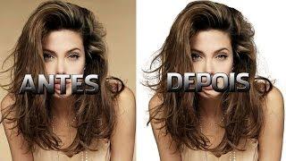 tutorial photoshop cc   como recortar cabelos perfeitamente sem usar nenhum plugin #2