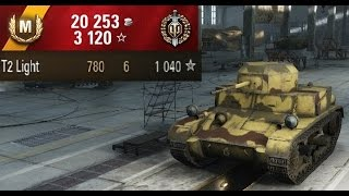 WoT - T2 Light Tank (Ace Tanker, Top Gun)
