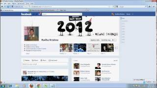 how to disable or remove facebook timeline profile view look