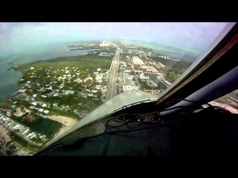 Marathon keys flight strip
