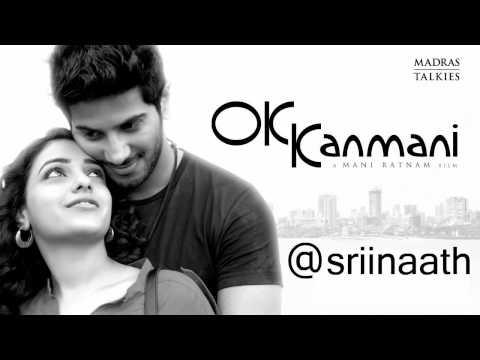 OK Kanmani - Mental Manadhil - Remix Ringtone By Sriinaath