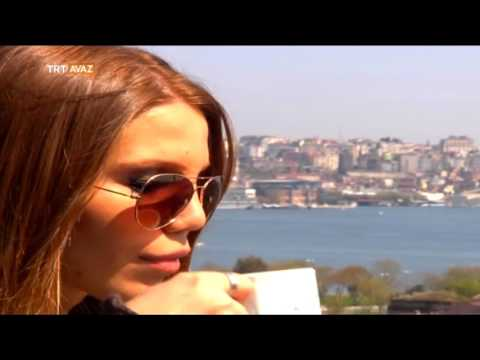 Azerbaycanlı Necibe İstanbul'u Gezdi - Bir Şehir Bir İnsan - TRT Avaz