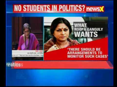 should students participate in politics or not