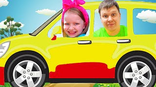 Wheels on the Bus + More Children Songs by Millli and family