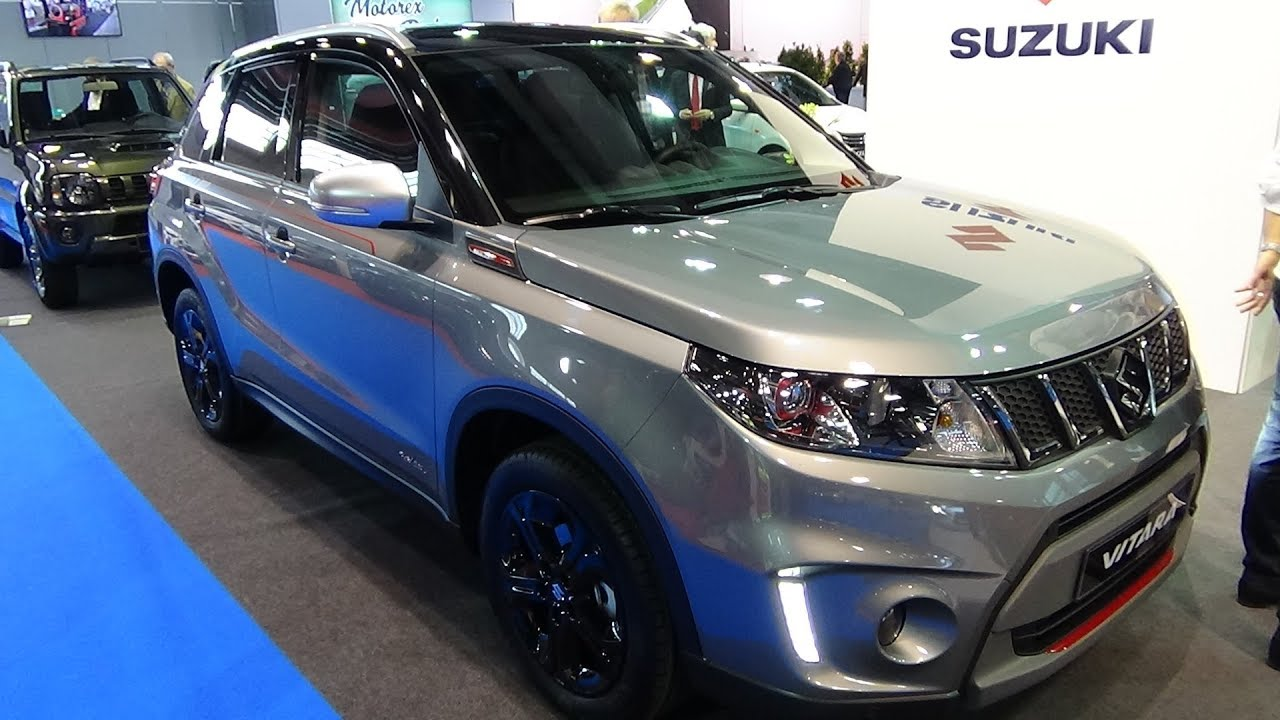 2018 suzuki vitara piz sulai top 4x4 exterior and interior auto z rich car show 2017 youtube. Black Bedroom Furniture Sets. Home Design Ideas