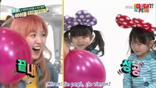 [SUB ESPAÑOL] - 160316 | Red Velvet en Weekly Idol (PARTE 2)
