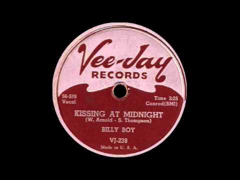 Billy Boy (Arnold) - Kissing At Midnight