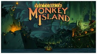 The Curse of Monkey Island - Let