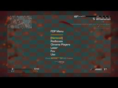 [COD GHOSTS] SIMPLE USB MOD MENU | ONLINE | AFTER ALL PATCHES | +DOWNLOAD!