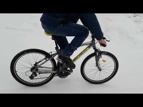 Повышение КПД велосипеда 1