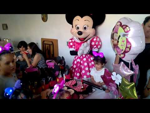 Payasos Y Minie Mouse Fiestas infantiles Guadalajara