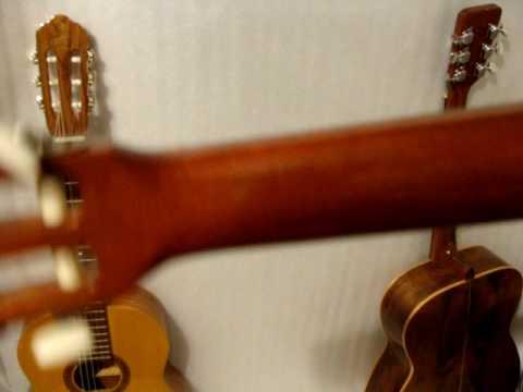 Gianinni Estudo Classical, AWN-28A Classical & 1974 AWS-110 Guitars