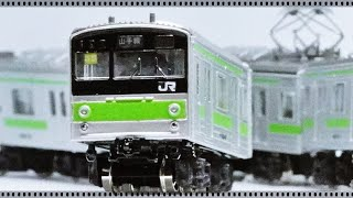 【BトレNゲージ化】幻の205系・ヤテ35編成を改造してディティールアップ!大窓の山手線はカッコいい!の巻(ゆっくり実況・鉄道ゆっくり解説)-さてうのBトレイン研究所
