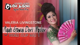 Agah Dori' Mpulor by. Valeria Livingstone feat Adinata (Alm) -  Lagu Dayak Sanggau (Onih Agah)
