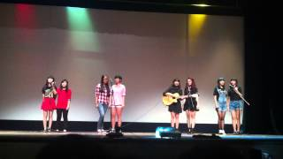 [Glee Ams] Price Tag/ The One That Got Away / Em Không Quay Về/ We Can