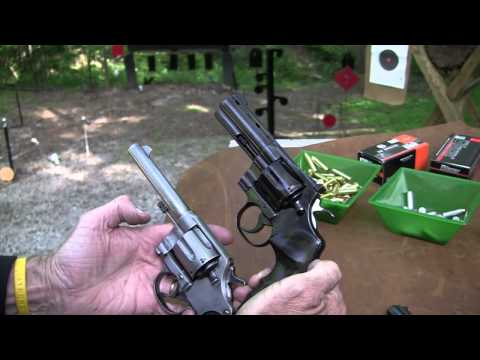 Revolvers:  Colt vs Smith & Wesson