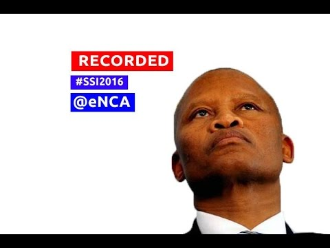 Mogoeng addresses the Social Investing Conference