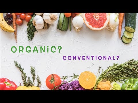 Organic or non-organic food?