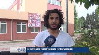 Gambar cover Ege Üniversitesi Tiyatro Topluluğu 23.Tiyatro Günleri