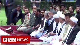 Eid al-Adha prayers continue amid rocket fire in Afghanistan - BBC News