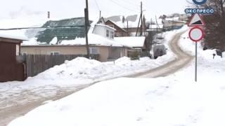 Жители ул. Бекешской обеспокоены аварийным участком дороги