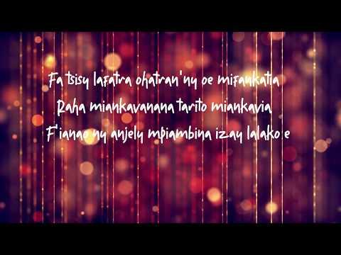 Mr SAYDA -  ILAY TIAKO INDRINDRA [ parole ] │by Lyrics Mada 2019