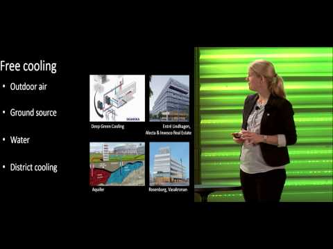 D11 How to score Platinum in LEED   Energy efficient projects in Sweden