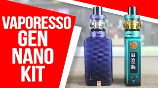 WHY WE ARE IΝ LOVE WITH THE VAPORESSO GEN NANO