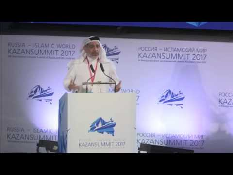 Mishal Kanoo at the 9th International Economic Summit in Kazan