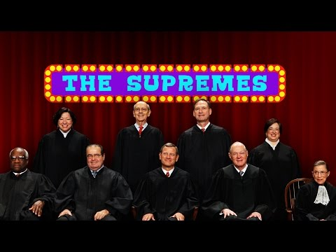 Supremes: What The Justices Had To Say On Gay Marriage