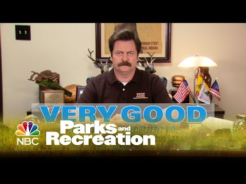Parks and Recreation - Very Good Building and Development Company (Digital Exclusive)