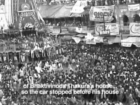 Srila Bhaktisiddhanta Saraswati Thakura Prabhupada Part 1