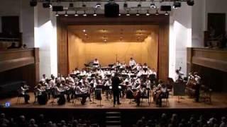 "Filharmonija mladih ""Borislav Pascan"" - Stevan Hristic- Ohridska legenda I svita - 02.flv"