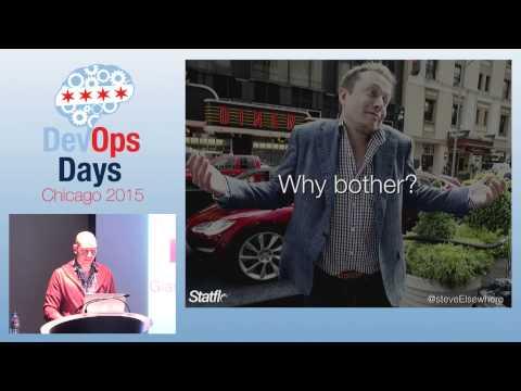 DevOpsDays Chicago 2015 - The DevOps Pipeline by Steve Pereira